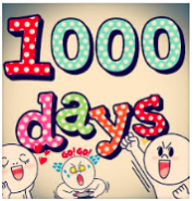1000th Day of School