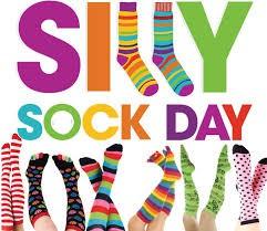 Silly Sock Spirit Day!
