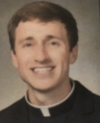 Father Jared Rodrigue