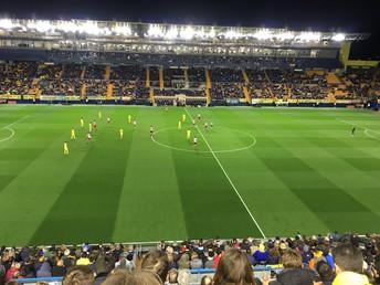 Villarreal game