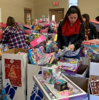 Chandler CARE Center: Christmas Toy Giveaway