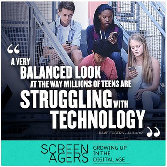 screens and tweens - a series for parents