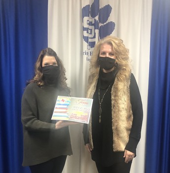 ETPCU Shows Support For Spring Hill ISD During Texas Public Schools Week