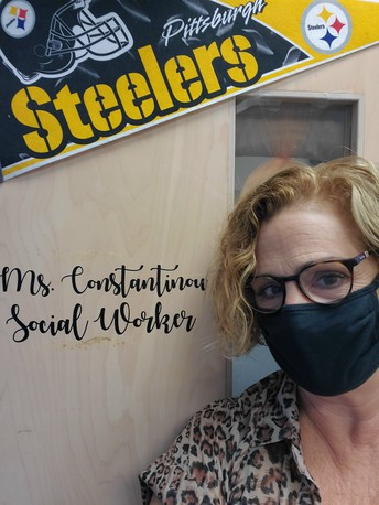 Conozca a Stacy Constantinou, trabajadora social de la escuela de Wrightsboro
