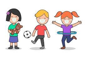Kindergarten Outdoor Play