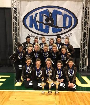 Congratulations South Middle School Dance Team.