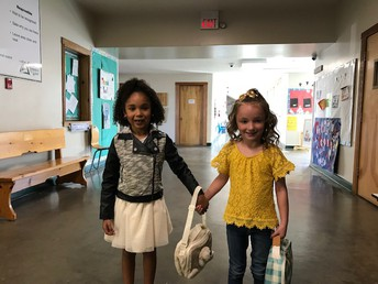 We love picture day - beautiful, dressed up children!