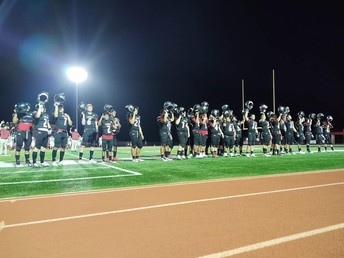 """The Lobos take the """"W"""" over the Plainview Bulldogs!"""