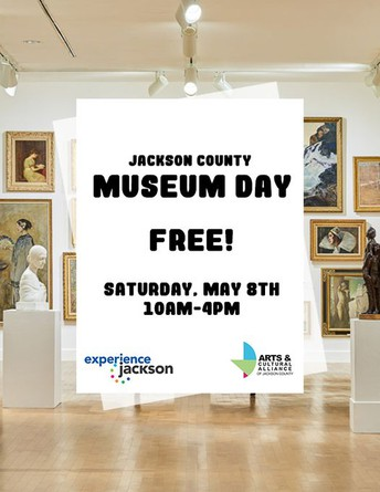 Jackson County Museum Day - Free!