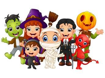 Halloween at School-October 31st