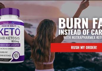 Nutrapharmex Keto Reviews 2020 – Active Way to Burn Fat