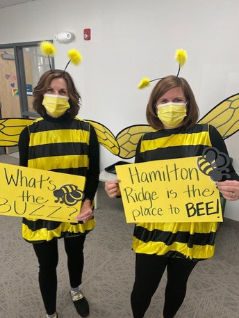 Fundraiser Challenge - Twin Bees!