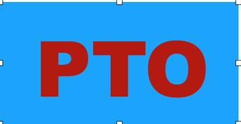 PTO News You Can Use!