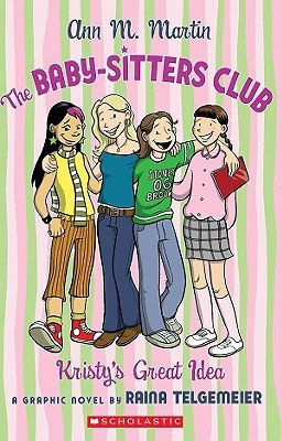 The Baby-Sitters Club graphic novel series