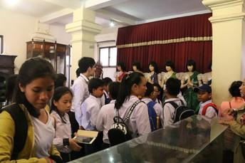 Grade 6A TTP Students