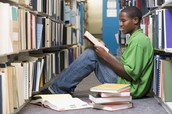 Did you know that strong readers are more successful?