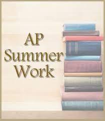 AP Summer Work