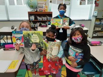 Spotlight on First Grade!