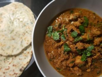 My 'Proper Chicken Curry' (serves 2)
