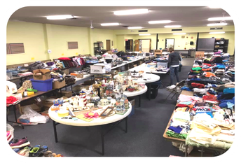 Rummage Sale scheduled for May 7 & 8