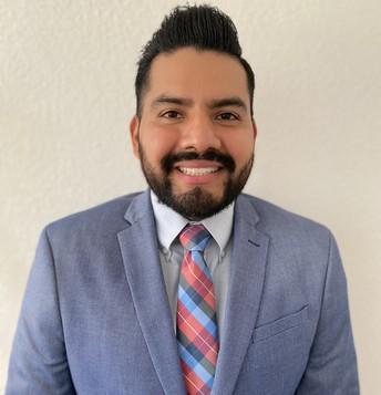 Jimmy Hernandez, College Information Specialist