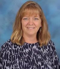 Barb Shank, instructional assistant