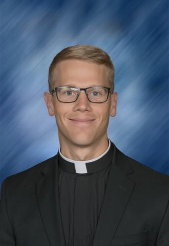 Congratulations Father Strand!