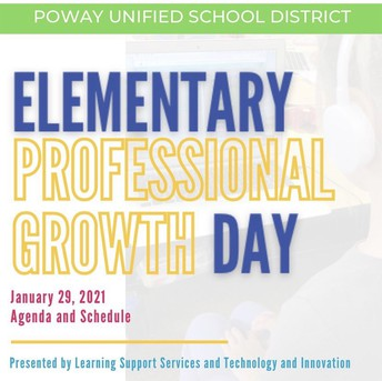 Professional Growth Day