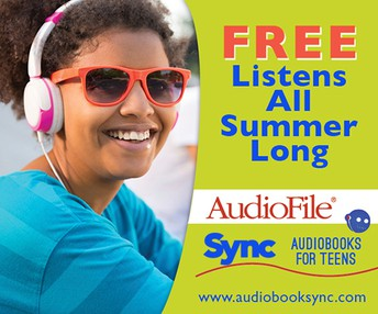 FREE TEEN AUDIOBOOKS ALL SUMMER FOR EVERYONE