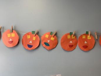 Shape Pumpkins