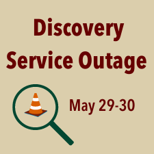 Discovery Service Outage Graphic