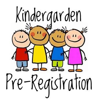 2019-2020 Kindergarten Pre-Registration