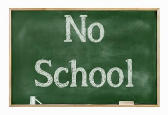 NO SCHOOL: Spring Holiday