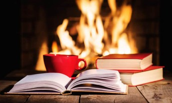 Check out books over the holidays!