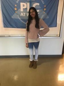 Kayla Pantojas 8th Grade