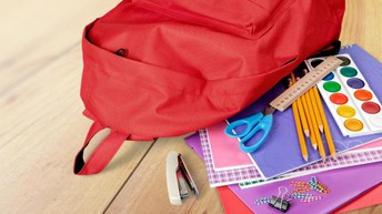 Wash backpacks before students return to school