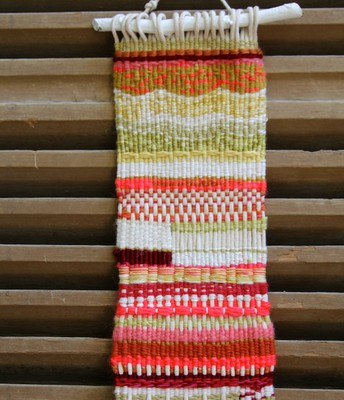 Weaving Time: