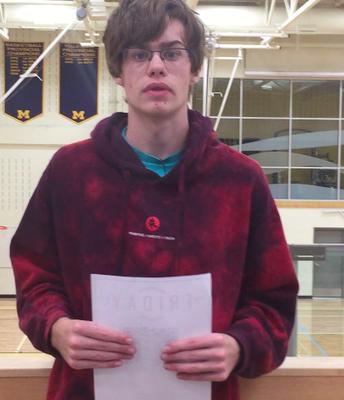Geran - School News reporter