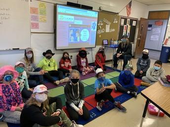4th Grade Hat Day