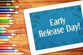 Early Dismissal - Friday, Feb. 17  ( Día de Salida Temprano - Viernes, 17 de Febrero)