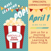 The 2017 Spring Digital Learning Conference is Finally Here!