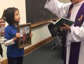 Cầu Nguyện với Các Thánh