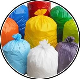PURCHASE TRASH BAGS FROM THE PTA!