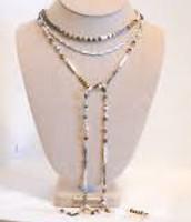 Amelie Lariat Necklace