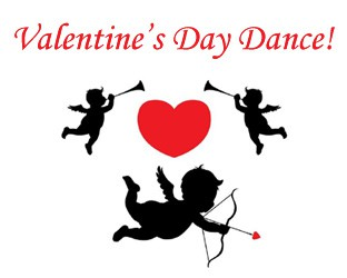 FCE VALENTINE DANCE TONIGHT, FEBRUARY 8