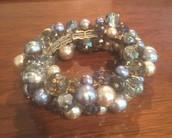 Sofia Cluster Bracelet