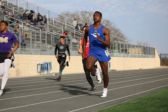 Track & Field District Meet Results