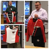 Redcoat Band Receives a New Look