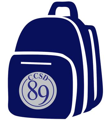 CCSD 89 online backpack