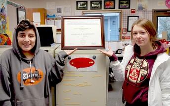 Congratulations to Valley Oaks School!